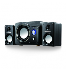 EWENT Speaker set 2.1 + subwoofer High Power AC powered