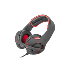 Genesis Gaming Headset HX60 Virtuele 7.1 - Zwart