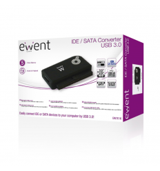 Ewent USB 3.0 to IDE/SATA Converter
