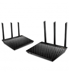 ASUS RT-AC67U AC1900 Dual band Mesh Systeem