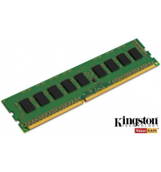 DDR3 4GB PC 1600 CL11 Kingston ValueRAM (512x8 single rank)